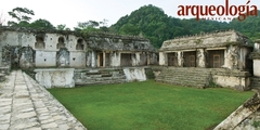 El Palacio, Palenque Chiapas