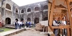 Muestran avances en labores para recuperar inmuebles dañados por los sismos en Morelos