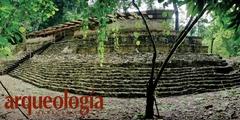 Templo XIX, Palenque Chiapas.
