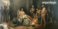 Prisión y muerte de Cuauhtémoc