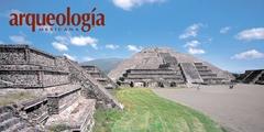 La Pirámide de la Luna, Teotihuacan, Estado de México