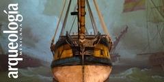 El último viaje de la fragata Mercedes en el Museo Nacional de Antropología