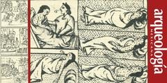 """Cuitlahua, """"Dueño de excremento"""" (1520)"""
