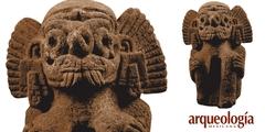 La iconografía de Tláloc