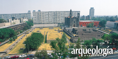 Tenochtitlan y Tlatelolco. De cronistas, viajeros y arqueólogos