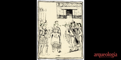 8 de noviembre de 1519. El encuentro de Cortés con Motecuhzoma