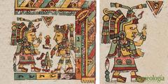 Deidades mexicas en la Mixteca
