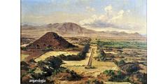 """El """"descubrimiento"""" de la Pirámide del Sol"""