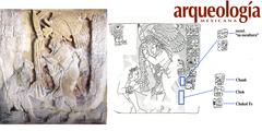 Los artistas mayas firmaban sus obras
