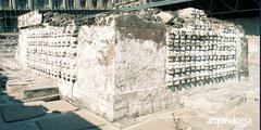 Sahagún y el recinto ceremonial de Tenochtitlan