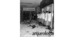 Mentiras y verdades. Las muertes en Tlatelolco