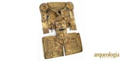 El tesoro de Monte Albán. Oro
