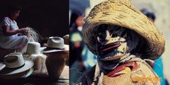 El petate y el sombrero