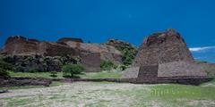 Pirámide Votiva, La Quemada, Zacatecas