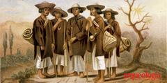 La indumentaria indígena