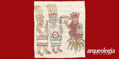 El color rojo en el Códice Florentino