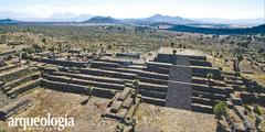 Cantona Puebla. Sistema constructivo