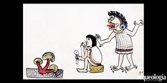 Hongos silvestres en el México antiguo
