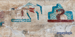 Pintura mural y sistemas de escritura en Mesoamérica