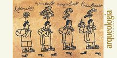 Tira de la Peregrinación. La migración mexica