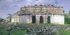 La arquitectura de Yaxchilán, Chiapas