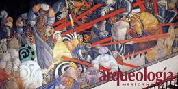 Imagen prehispánica en el muralismo del siglo XX