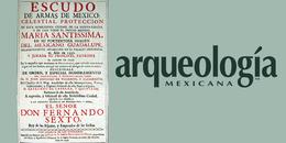 Cayetano Cabrera Quintero, El Escudo de Armas de México y el matlazáhuatl