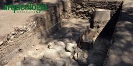 Descubren caserío de estilo teotihuacano en el Bosque de Chapultepec