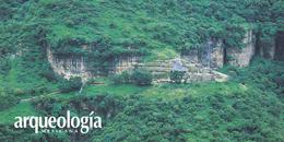 El templo monolítico de Malinalco, estado de México