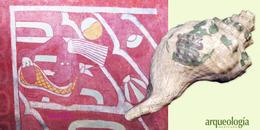 Conchas del Golfo para Teotihuacan