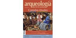 168. Comidas rituales de México y Guatemala