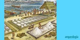 La sal entre los antiguos mayas