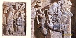 El autosacrificio entre los mayas