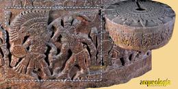 El casco de Huitzilopochtli
