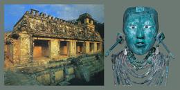 Un adolescente en el trono de Palenque