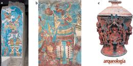 Los murales de Cacaxtla Tlaxcala
