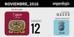 12 noviembre, 2016 / 7 señor