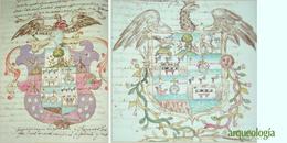 El escudo de Tlacopan