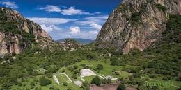 Reabre la Zona Arqueológica de Chalcatzingo, Morelos