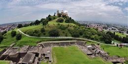 Reabre la Zona Arqueológica de Cholula, Puebla