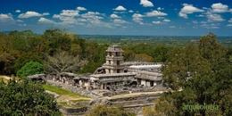 La pequeña joya del mundo maya