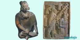 Mujeres mayas, escribas y chamanas