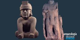 La escultura monumental olmeca