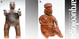 Esculturas de cerámica de El Cajón, Nayarit