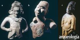Figurillas antropomorfas de Palenque