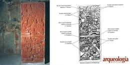 Genealogía del señor 12 Mono de Suchilquitongo