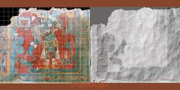 Relieve y medición de la pintura mural prehispánica