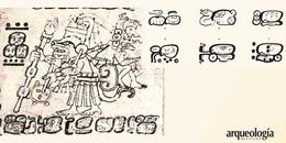 El destino en los códices mayas
