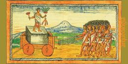 Cometas, águilas gigantes y piedras que hablan Presagios en la obra de fray Diego Durán
