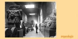 La arqueología en México (1880-1910)